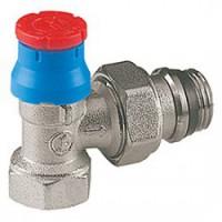 Угловой термостатический клапан Giacomini R401TG