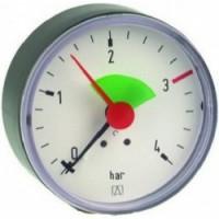 "Манометр для систем отопления тип HZ Afriso AX, 63мм, 0-4 бар, 1/4"""
