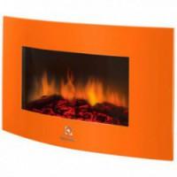 Электрический камин Electrolux EFP/W-1200URLS (оранжевый)