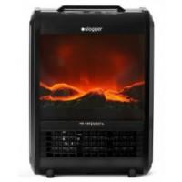Электрический камин Slogger Fireplace Black [SL-2008I-E3R-B]