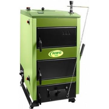 Твердотопливный котел SAS NWG 90 kWt