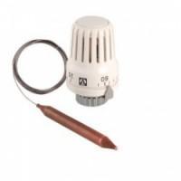 Термостатическая головка с выносным погружным датчиком температуры Valtec (VT.3011.0)