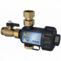 Магнитный фильтр MG1 для систем отопления RBM