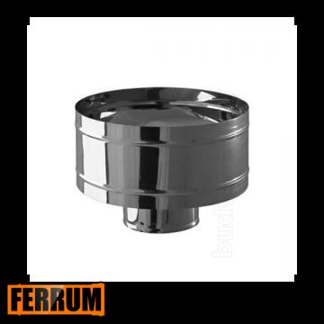 Зонт-К с ветрозащитой Ferrum, РФ
