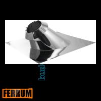Крышная разделка угловая Ferrum, РФ