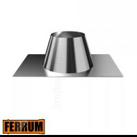 Крышная разделка прямая Ferrum, РФ