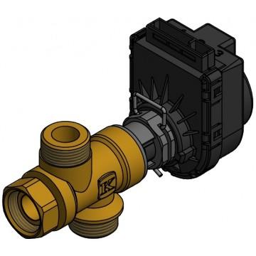 Трехходовой клапан EVAN AQUA с датчиком бойлера (комплект)
