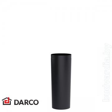 Труба черная 0,25 метра Польша