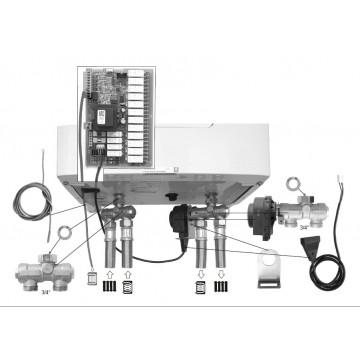 Комплект Fugas для подключения бойлера к котлу Protherm Скат