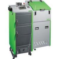 Твердотопливный пеллетный котел SAS BIOMulti 100 kWt