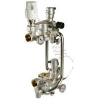 Насосно-смесительный узел для теплого пола Valtec (VT.COMBI.0)